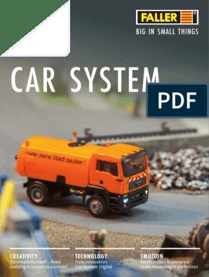 Modul 0,3 10 mm Faller 163304 Motor