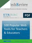 100 Popular Web Tools