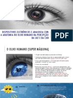 Dispositivos Eletrônicos e Olho Humano