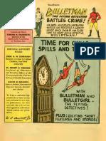Bulletman Comics (Fawcett Comics) Issue #14