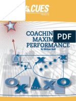 Coaching Manual by By Michael Neill