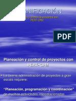 1 Planeacion y Control de Proyectos Con Pert and Cpm Planeación y Control de Proyectos Con