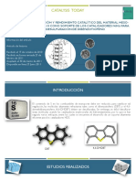 NiMo Beta SBA15 Hidrodesulfuracion