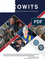 DoD Woman in Service_DACOWITS_2016