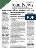 Good News Aug-Sept. 2010