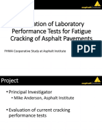 Blakenship_Evaluation of Laboratory Performance Tests for Fatigue Cracking of Asphalt Pavements