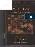 Wen Tzu - Understanding the Mysteries