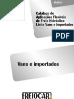 Vans e Import a Dos Freio