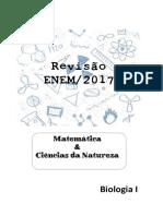 Biologia - Enem - Célula - Metabolismo - Genética