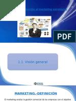Unidad 1.-Introducción Al Marketing Estrategico
