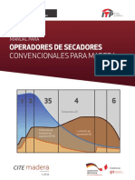 Manual de Secado de Madera