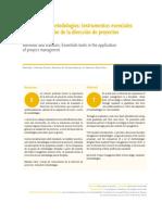Estándares y Metodologías_Instrumentos Esenciales
