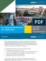 US Hydropower Market Report 2017 Update 20170403