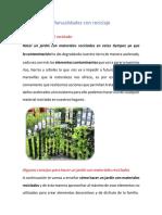 Manualidades Luis FelipeA
