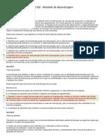 GM - U1S2 - Atividade de Aprendizagem