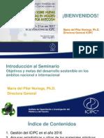 Presentación María Del Pilar Noriega ICIPC