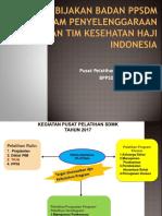 Kebijakan Badan PPSDM_Pelatihan TKHI