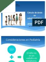 Calculo dosis en pediatria I.pdf
