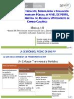 PROCESO DE INCORPORACIÓN DE LA GESTIÓN DEL RIESGO
