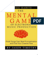 Music Habits - The Mental Game - Jason Timothy