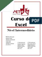 Apostila Curso de Excel Nível Intermediário