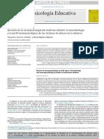 Revisión de la neuropsicología del maltrato infantil- la neurobiología y el perfil neuropsicológico de las víctimas de abusos en la infancia
