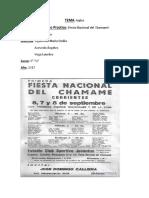 Traducido Fiesta Nacional Del Chamame