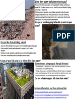 trudell water pollution flyer