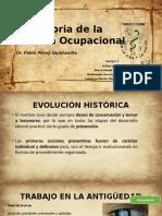 Historia de La Medicina Ocupacional