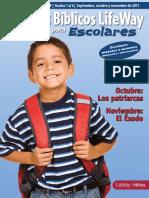 Estudios Biblicos Escolares Lider Fall 2011