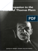 Herbert Lehnert, Eva Wessell A Companion to the Works of Thomas Mann.pdf