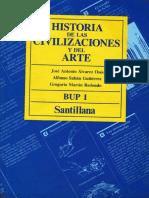 Historia de Las Civilizaciones y Del Arte. BUP 1º.ocr