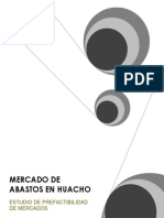 Ampliacion y Remodelacion Del Mercado de Huacho (1)