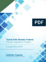 Senado Federal Dp e Dpp