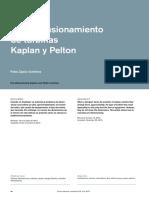 Predimensionamiento de Turbinas Pelton y Kaplan