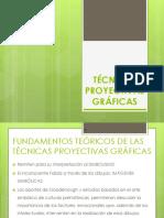 Tecnicas Proyectivas Graficas
