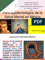 Panorama Epidemiológico de la Salud Mental en México