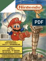 Club Nintendo - Año 01 No.01