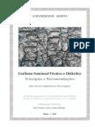 Dissertação de Mestrado Sobre Livro Didático