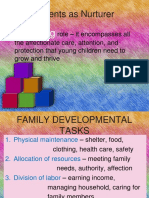 Early Childhood (Family)