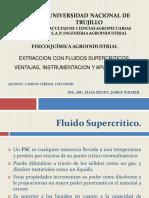 Diapositiva de Extraccion Con Fluidos Supercriticos.ventajas.instrumentacion.aplicaciones Numericas