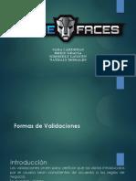 VALIDACIONES JSF