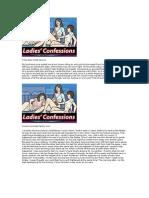 FHM Ladies Confessions