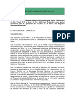 D.S. Nº 052_2010-EF