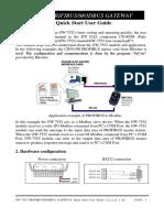 GW-7552 Profibus Modbus Gateway 2
