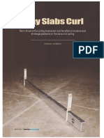 Why Slabs Curl - Part1