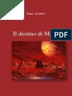 Il Destino Di Marte
