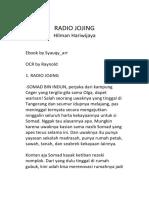 o10 Radio Jojing