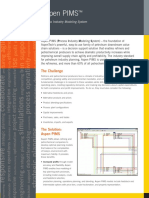 Aspen PIMS (Process Industry Modeling System)