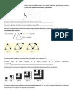 Problemas Fracciones y Seriess